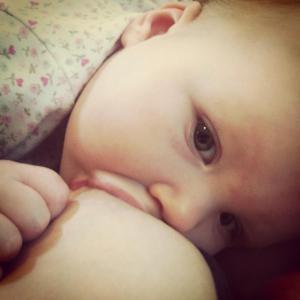 breastfeeding latch
