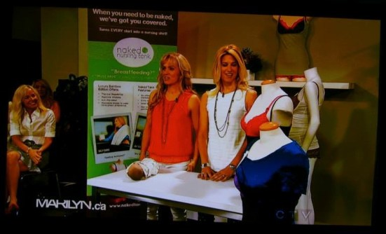 The Naked Nursing Tank On Tv Giveaway  The Leaky Bb-1574
