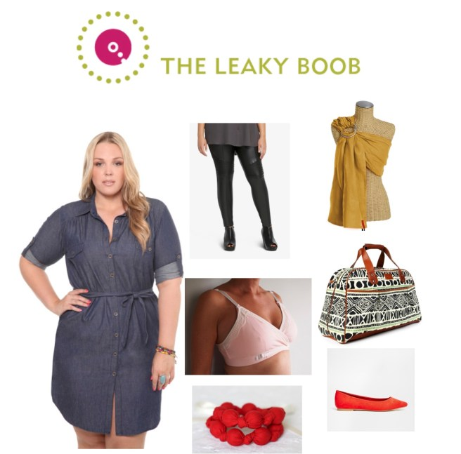 Leaky Boob Looks With Ameda Boob Out Fashion For