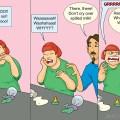 Jennie Bernstein comic, breastfeeding, breast pump humor