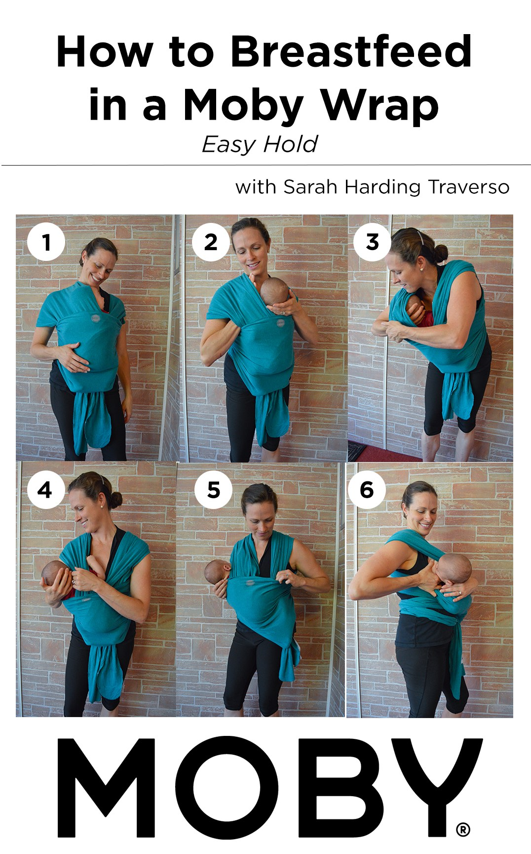 how to hold a newborn upright