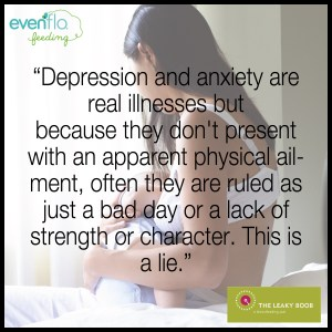 postpartum depression illness
