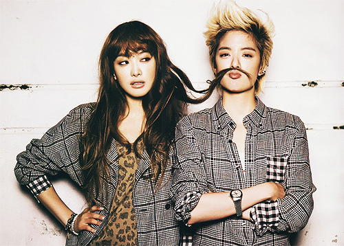 Electric Shock: Amber from f(x): Gender and Sexuality in Kpop F(x) Members 2013