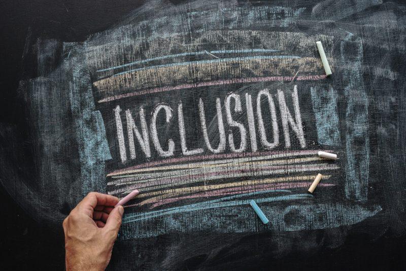 Inclusione è dare cittadinanza a prospettive differenti