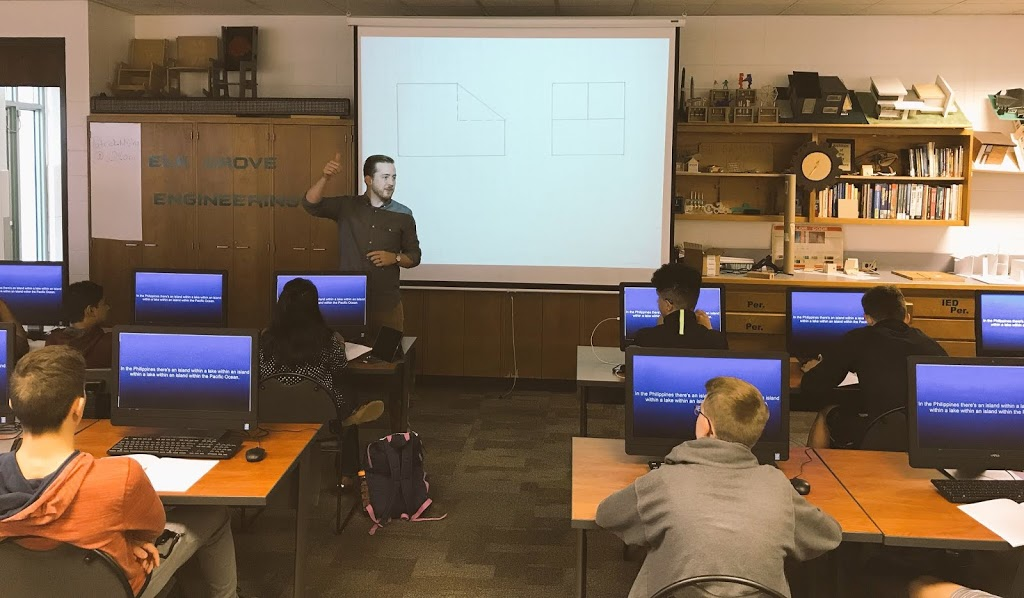 A Year in Learning at Elk Grove: Intro to Engineering Part 2 – Defining Learning