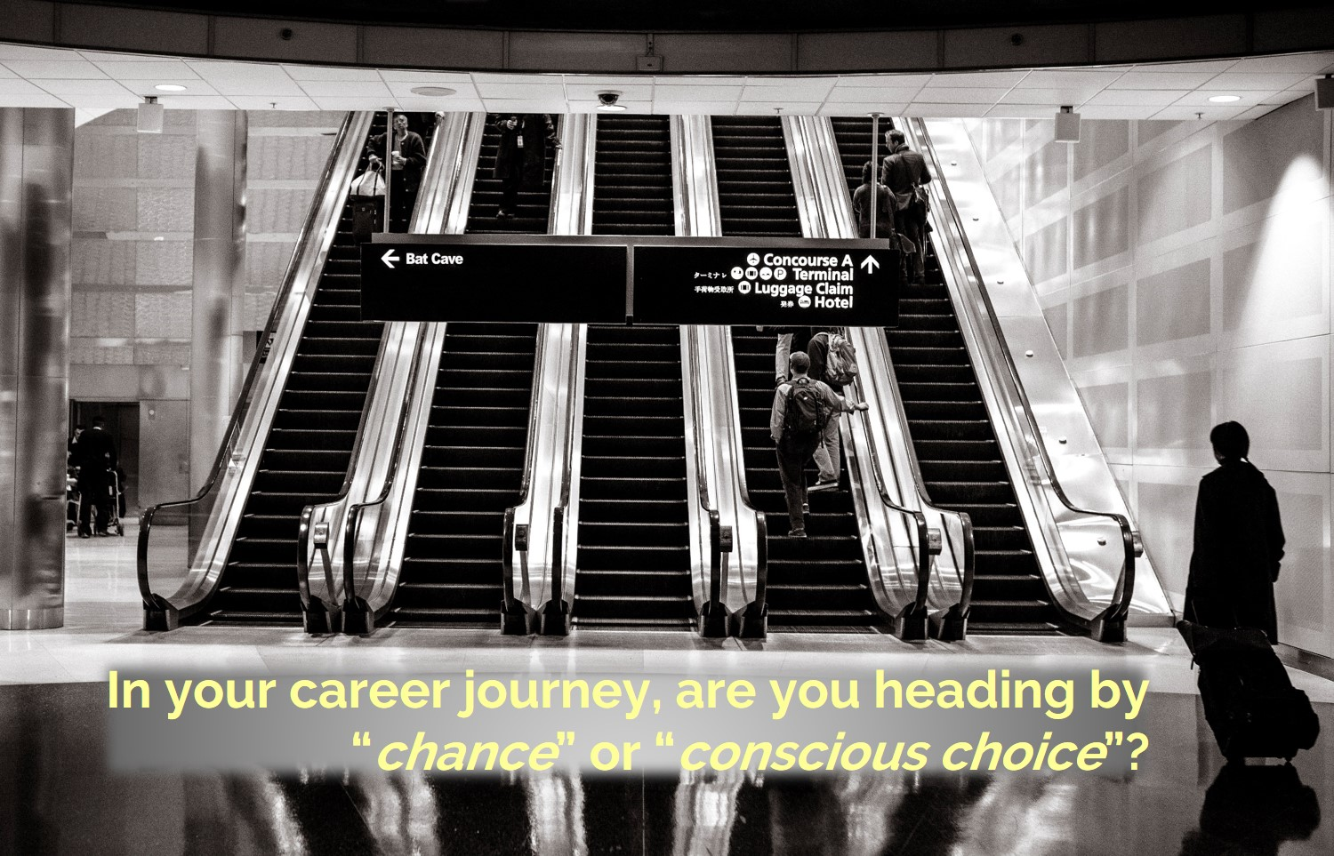 Three Effective Steps To Map Your Career Journey