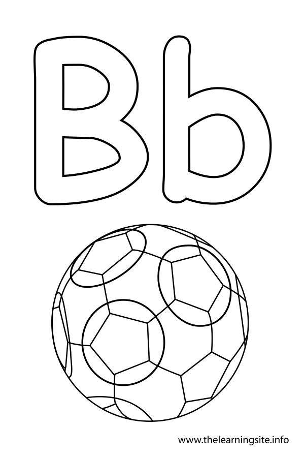 outline ball