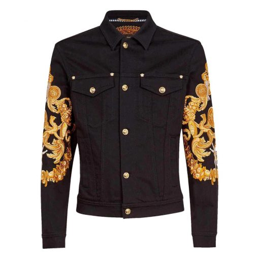 Bad boys for Life mike lowrey black jacket