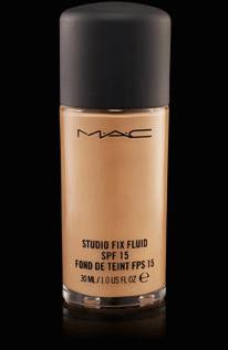 studio fix foundation MAC