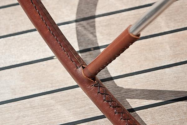 Leather Wheel