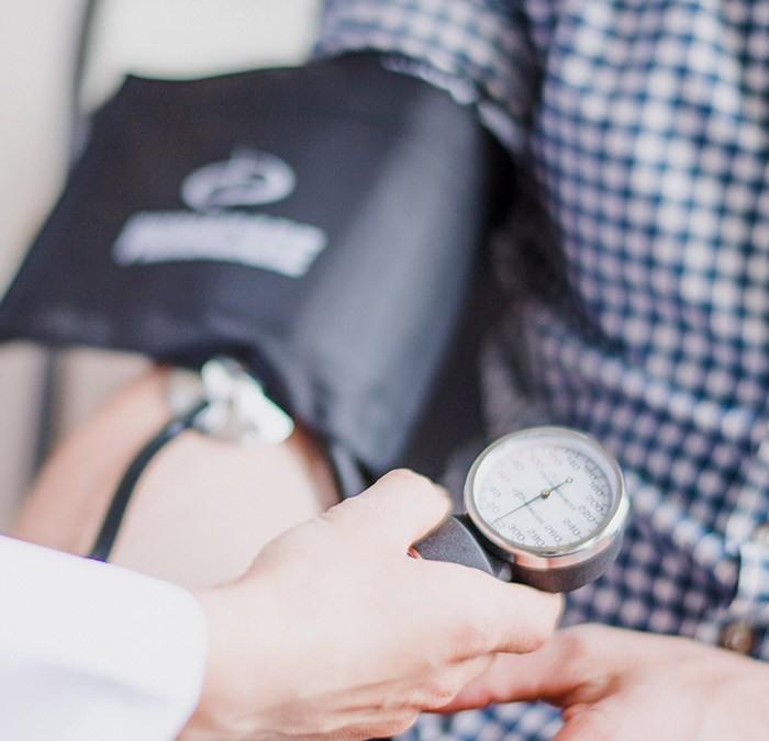What is labile hypertension