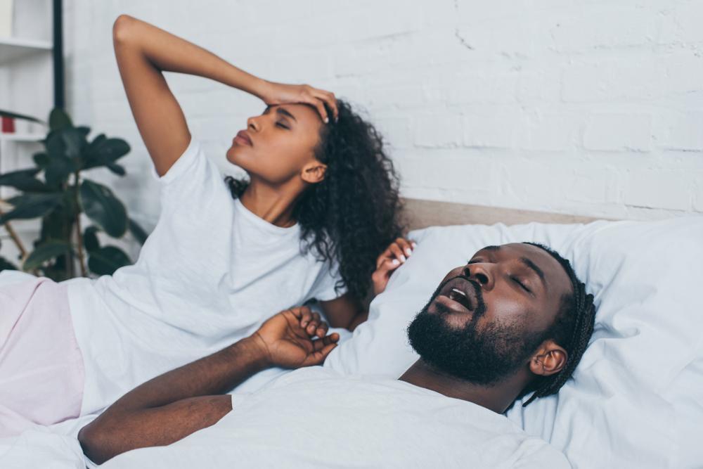 easy fix to stop snoring