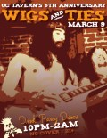 Wigs and Ties Anniversary Show