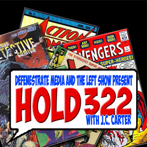 New Hold 322 – Issue #14 – Losing Geek Cred