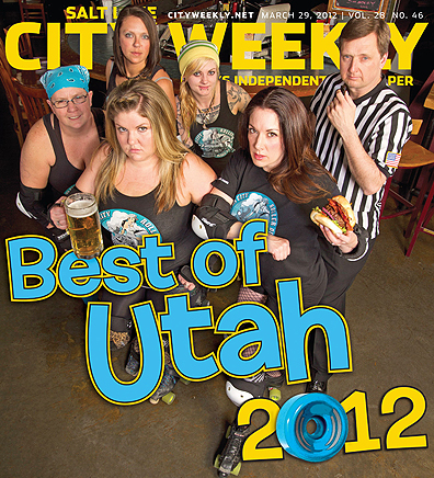 The LEFT Show – City Weekly – Best of Utah 2012