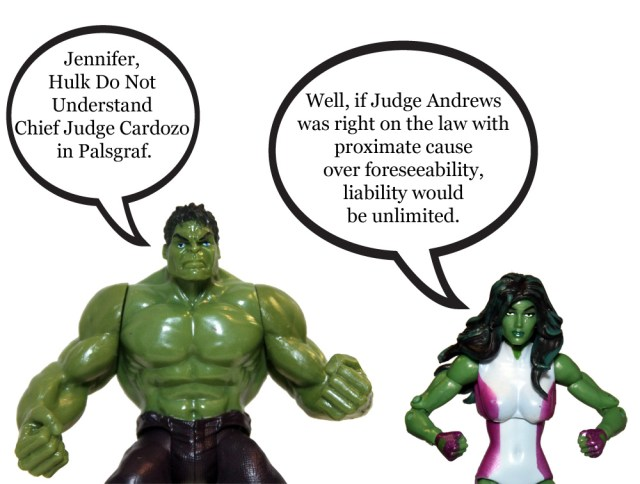 Hulk_ProximateCause_Foreseeability