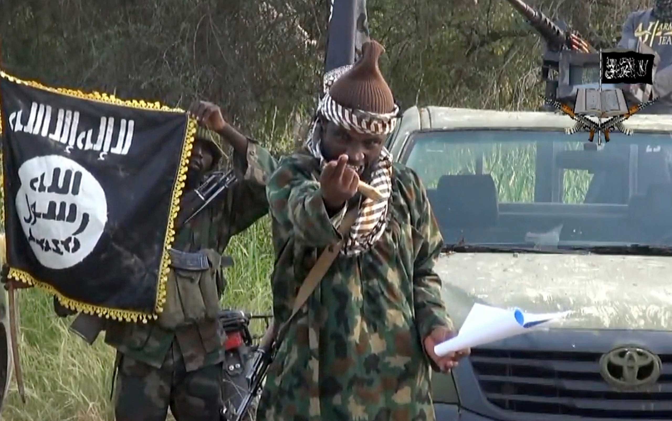 Boko Haram Kills 97 People Praying in Mosques in Nigeria