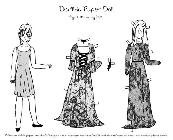 Durilda Paperdoll Web