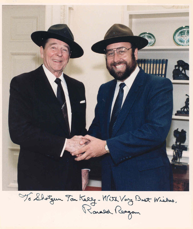 Shotz and President Reagan.jpg