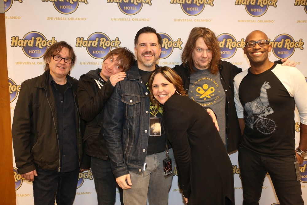 Meet and Greet with Soul Asylum