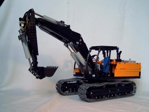Lego Technic Excavator