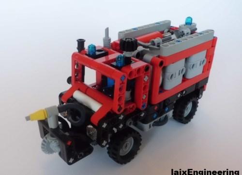 Unimog Firetruck