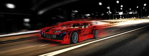 Technic Supercar Mirage GT