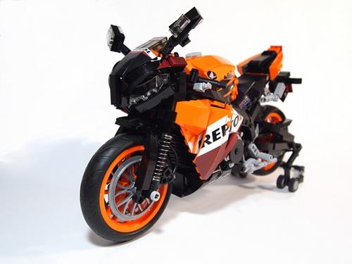 Lego Honda CBR RR