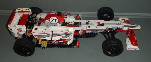 42000 Lego Technic F1 Car