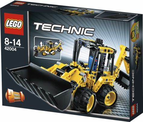 Lego Technic New 2013, 42004