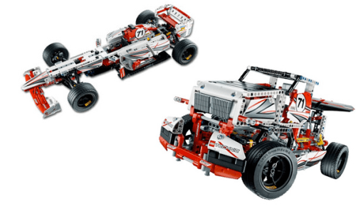 Lego 42000 B-Model
