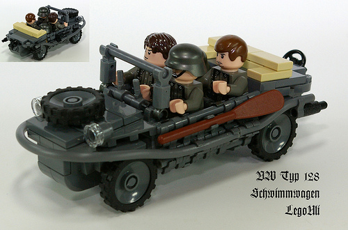 Lego VW Swimmwagen
