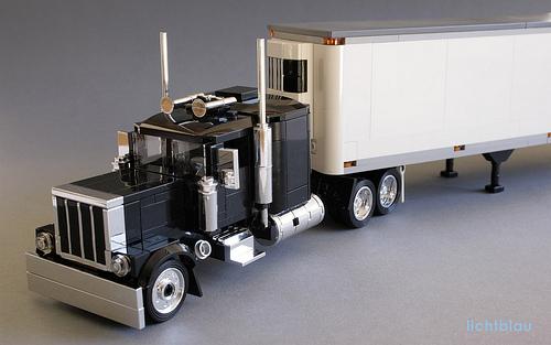 Lego American Truck