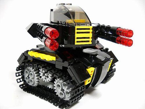 Lego Blacktron