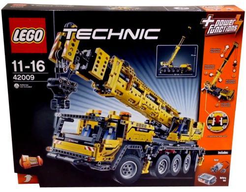 Lego Technic 42009 Crane