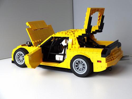 Lego Mazda RX-7