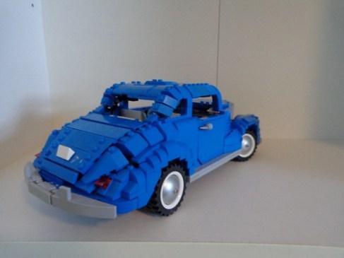Lego Nash Car
