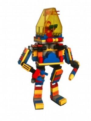 Lego Rainbow Mech