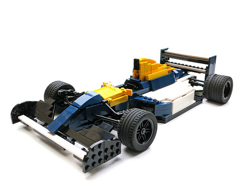 Williams Renault FW14B