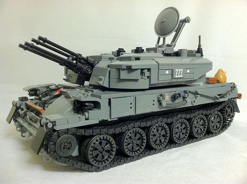 Lego ZSU-23-4V1