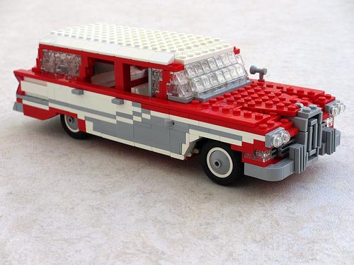Lego Edsel Bermuda