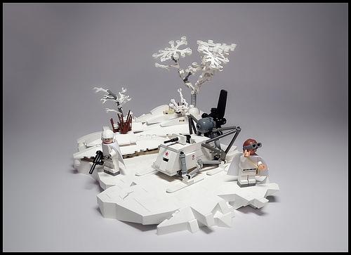 Lego Ice Runner