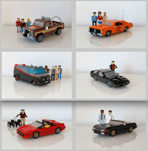 Lego Movie Cars