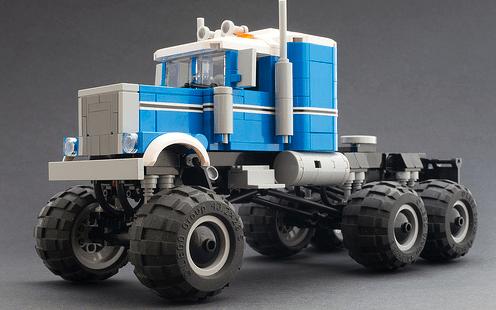 Lego Big Pete