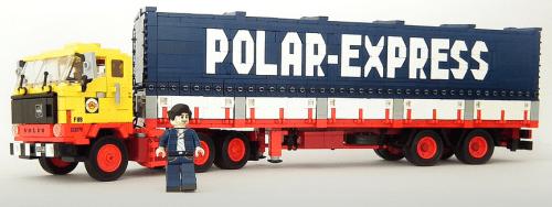 Lego Volvo Truck