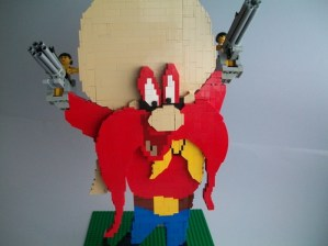 Lego Yosemite Sam
