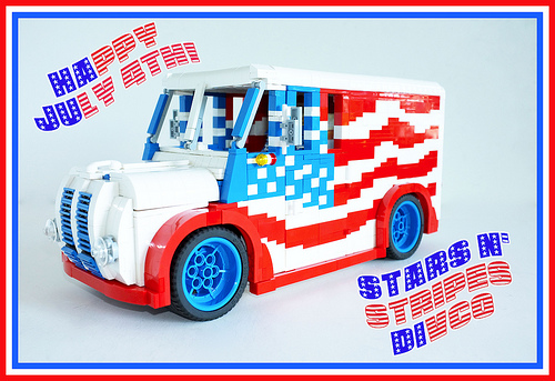 Lego Independence Day