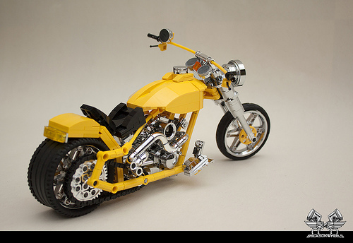 Lego Harley Davidson '88'