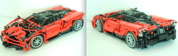 Lego Technic Pagani Huayra