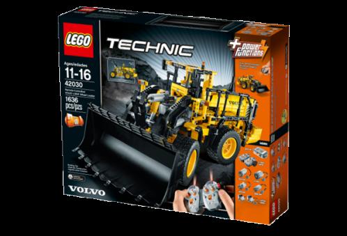 Lego Technic 42030 Volvo